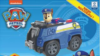 Get Paw Patrol toys for up to 50% off