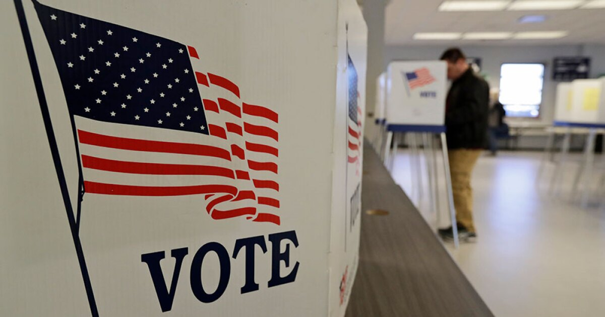 Tuesday is election day in Pasco County