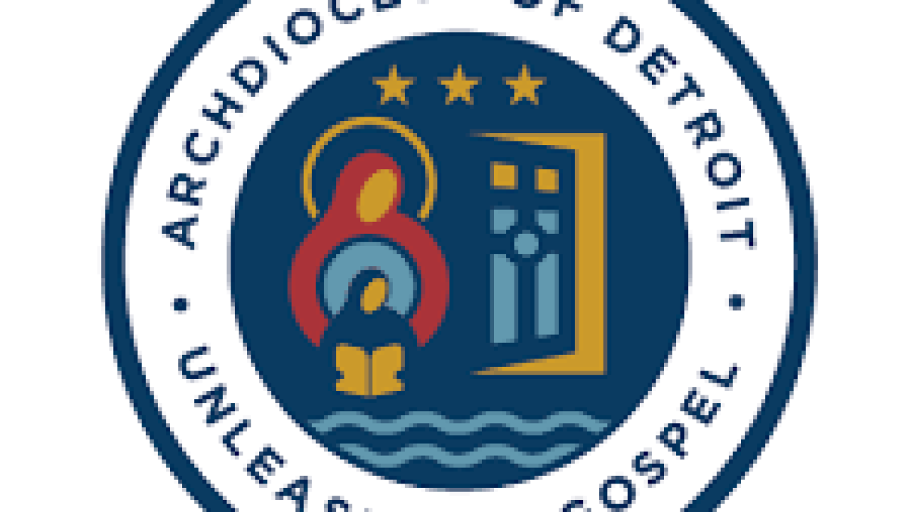 archdiocese of detroit new