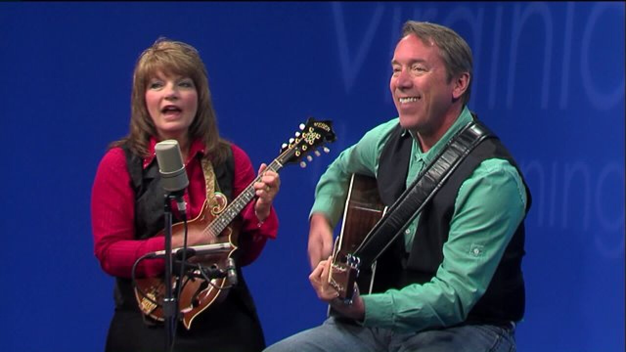 Enjoy the toe-tapping bluegrass sound of Davis & Bradley