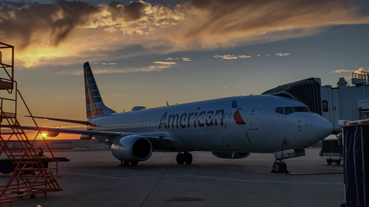American Airlines begins new nonstop service from Tulsa to Phoenix