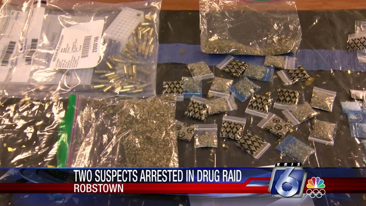 Robstown drug bust