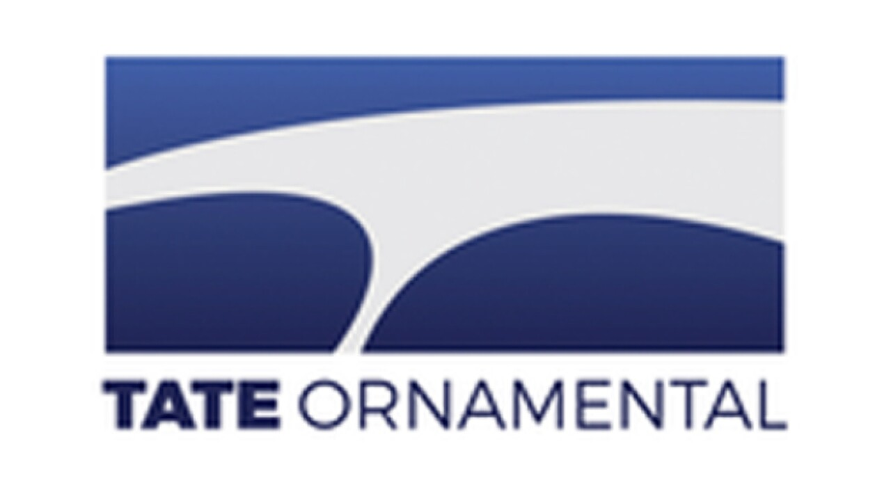 50 Jobs Coming To Robertson Co. In Tate Ornamental Expansion