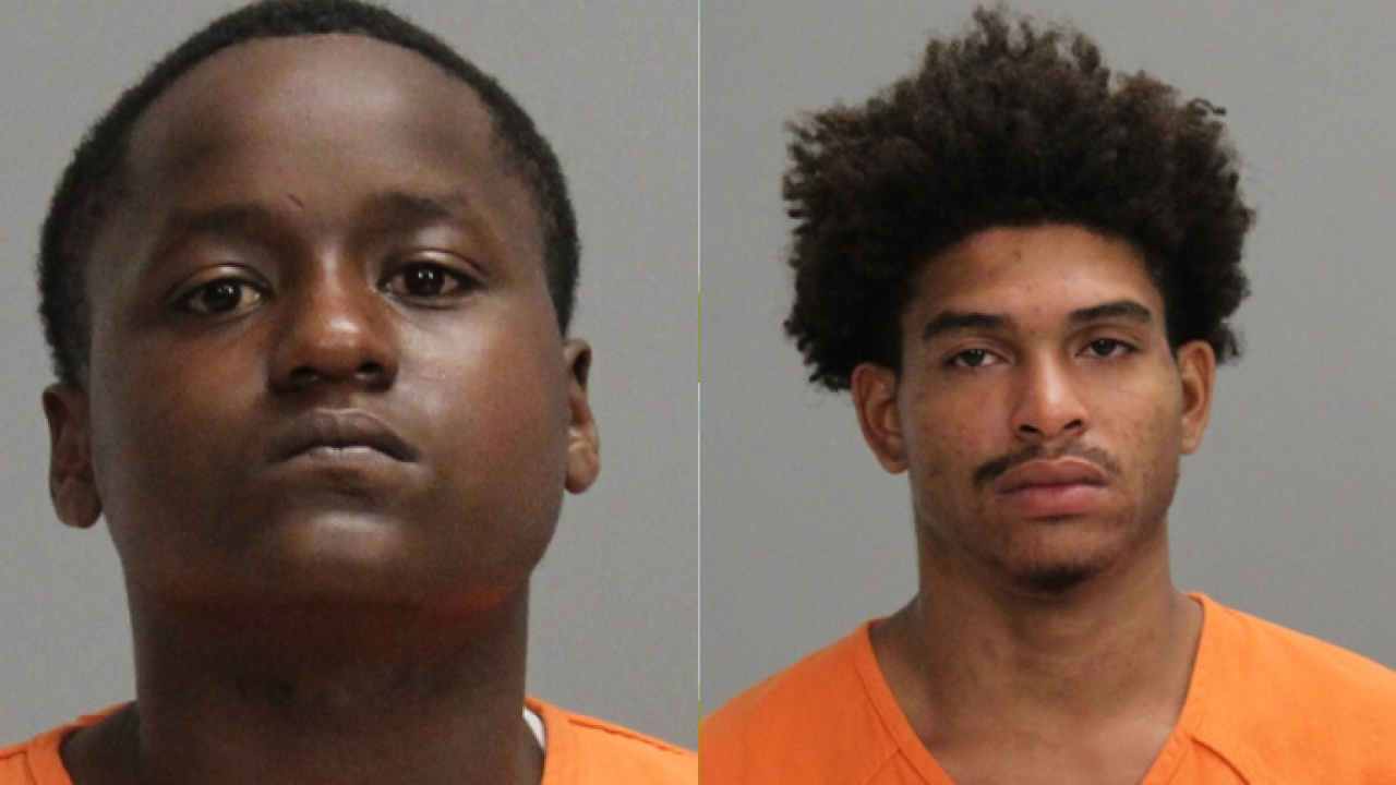 Two Arrested For Robbery At College Station Motel