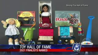 2021 Toy Hall of Fame finalists