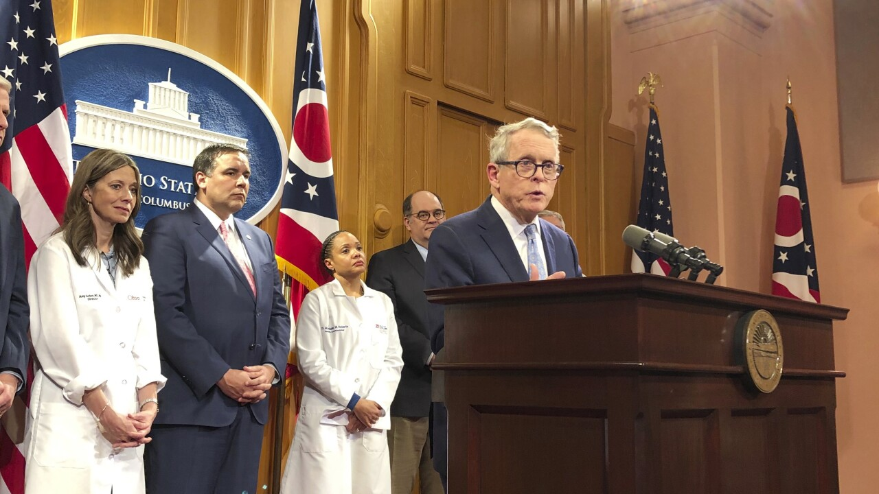 DeWine outbreak address