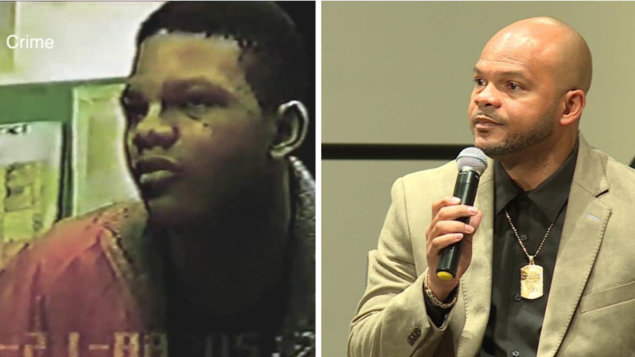 Man who was wrongly accused of rape, spent 7 years in prison speaks atVCU