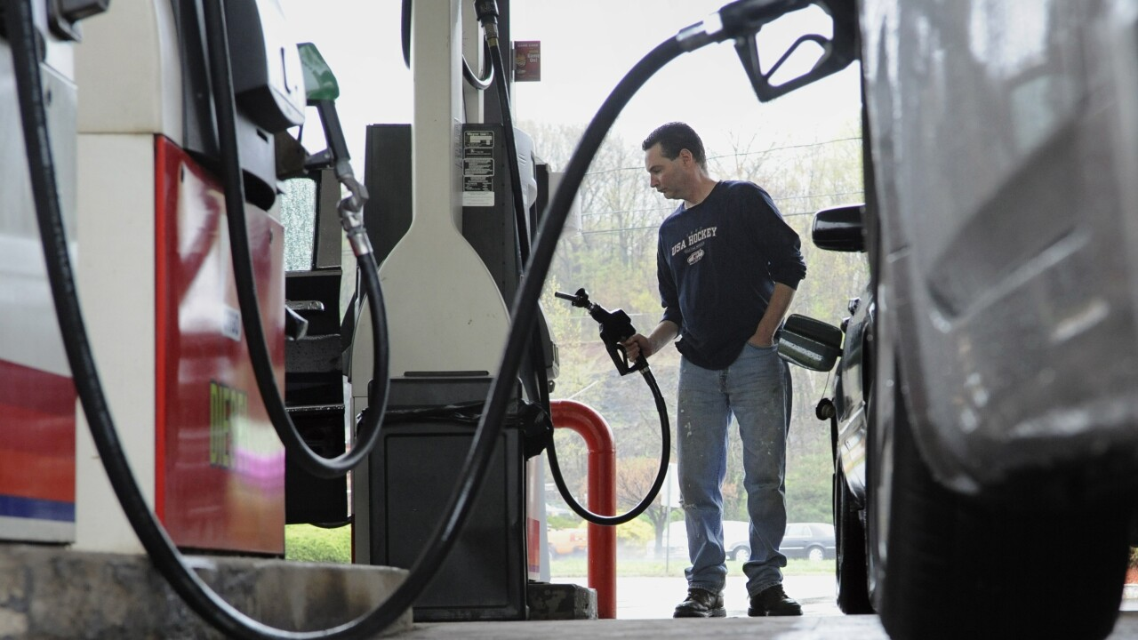 Gas hits 99 cents in Kentucky amid COVID-19 pandemic