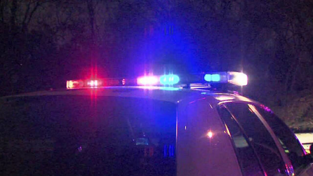 PD: Man shoots himself amid struggle with police