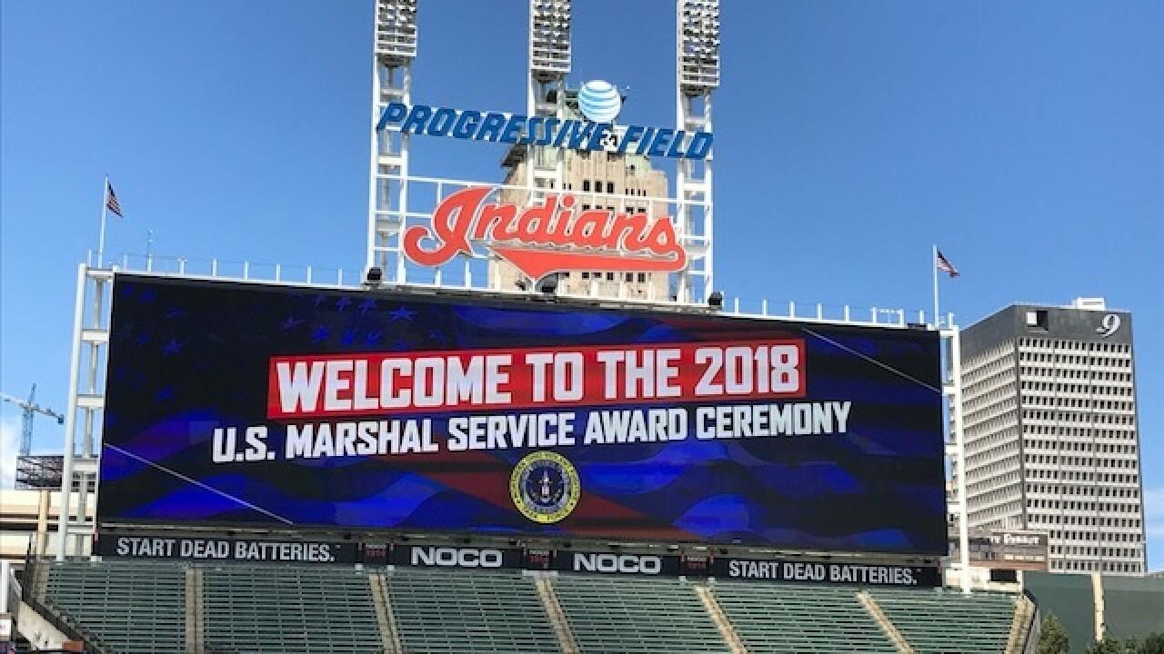 U.S. Marshals hold annual awards ceremony