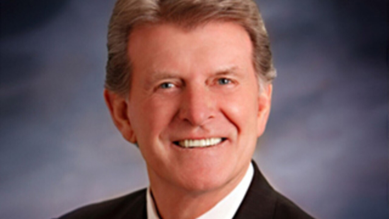 Gov. Butch Otter launches post-election farewell tour