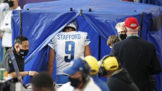Stafford opens up on pressure on and off the field in 2020
