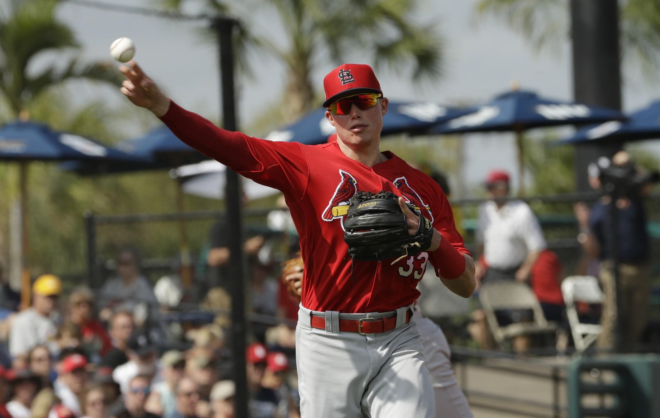 Cardinals Tigers Baseball