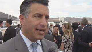 New York Times report: Sandoval was on short list for Trump running mate