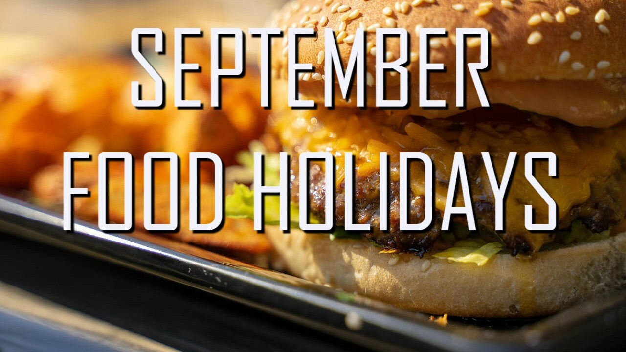 Celebrating September food holidays in Las Vegas | 2019