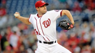 Max Scherzer wins second straight NL Cy Young Award