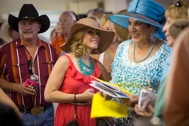Don't miss Derby Day at the Annual 102nd Sonoita Horse Races