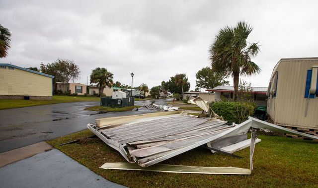 Hurricane Michael: Photos show the damage left by Category 4 storm