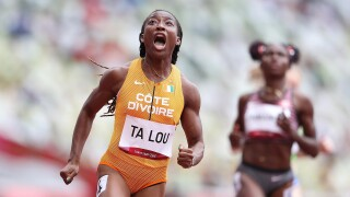 Women's 100m explodes into life as athletics kick-off in Tokyo