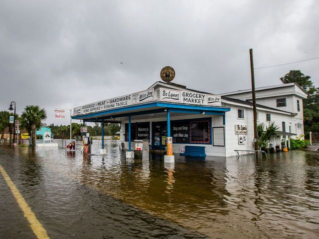 Photos: Hurricane Michael slams Gulf Coast