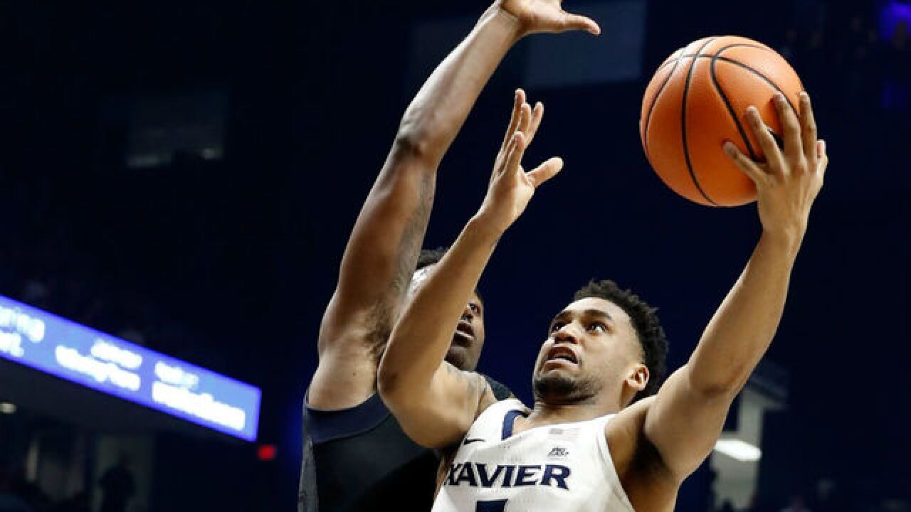 Russell: Trevon Bluiett is in a shooting funk and the Xavier Musketeers are struggling as a result