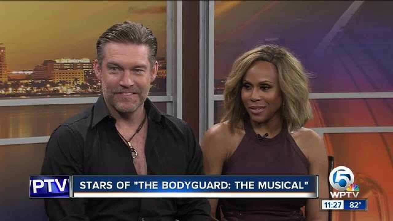 'The Bodyguard: The Musical' at the Kravis Center