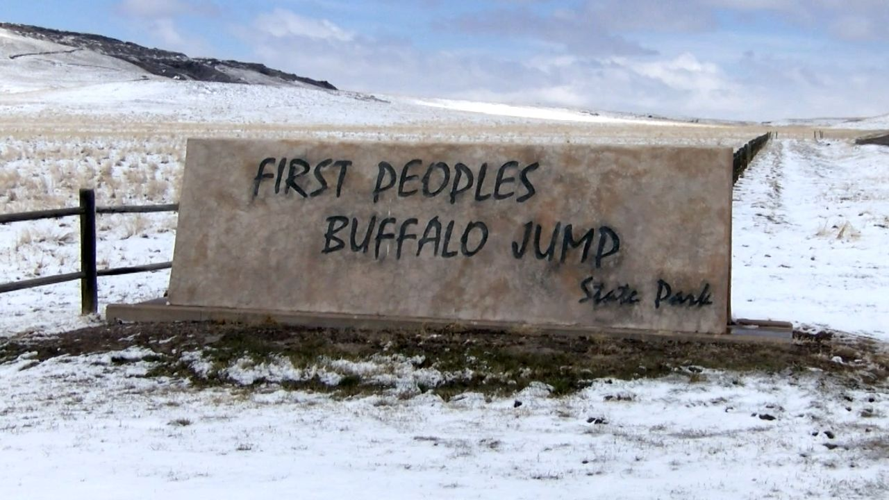 First Peoples Buffalo Jump
