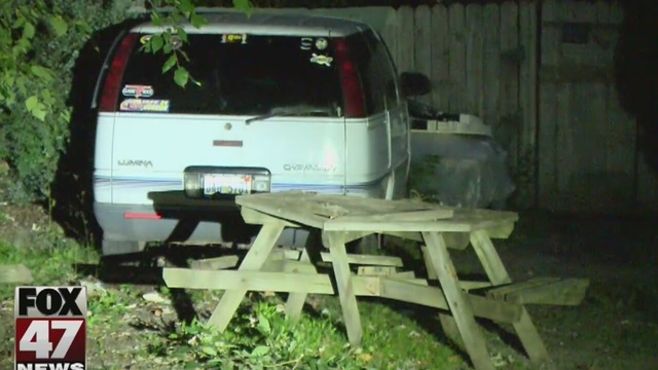 Meth lab uncovered in Lansing