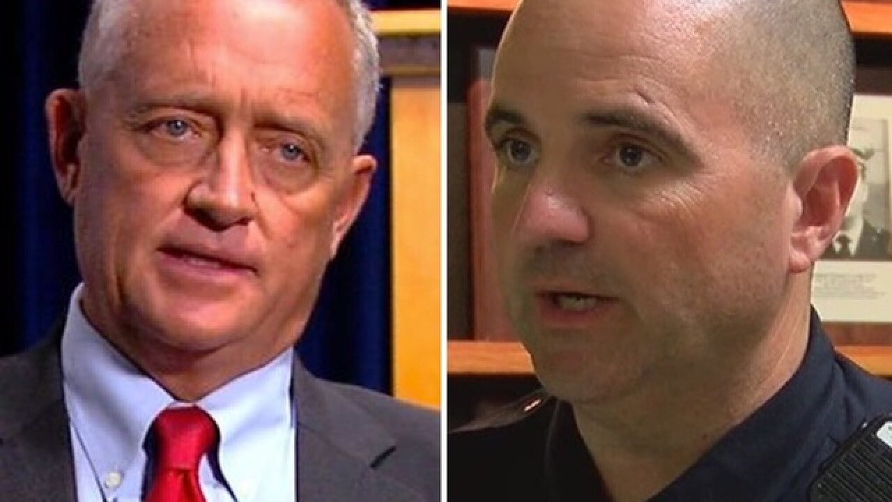 FOP votes 'no confidence' in Prosecutor Deters