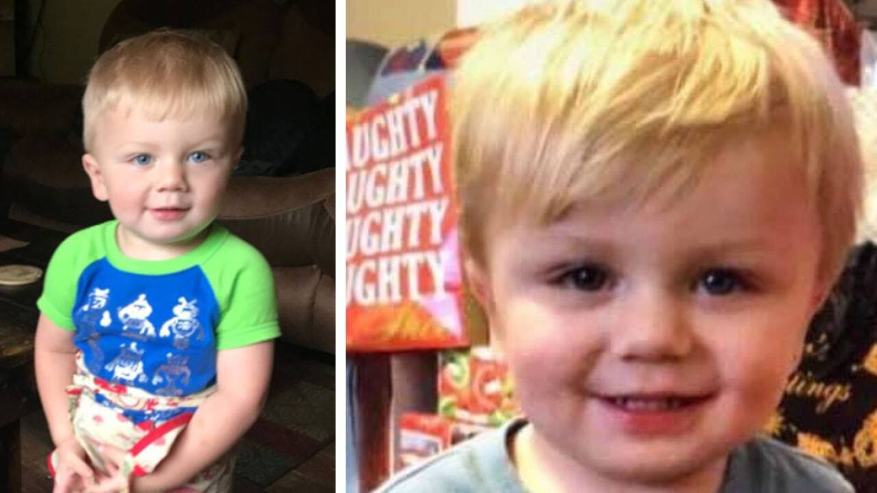 Missing toddler found unharmed after 3 days missing