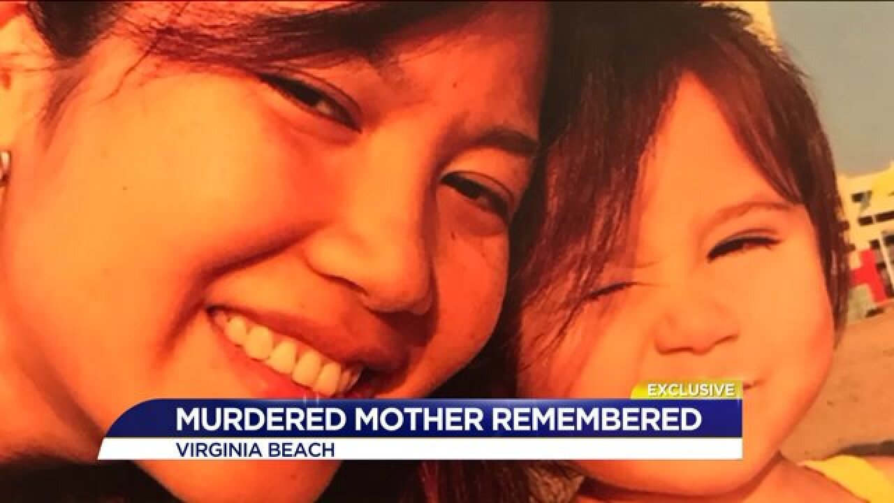 """""""She was my piece of gold"""" said Mom of murdered Virginia Beachdaughter"""