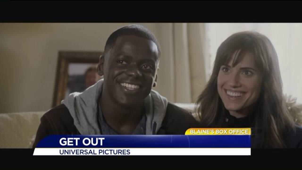 Blaine's Box Office: GetOut