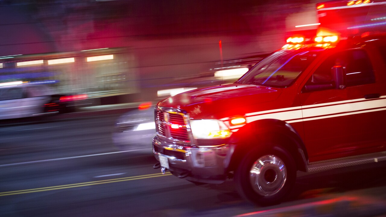 Man seriously injured in Norfolk shooting, two people arrested in connection