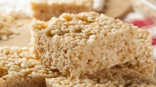 New 'homestyle' Rice Krispies Treats Taste Just Like The Ones You Make At Home