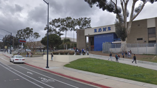 san diego high school