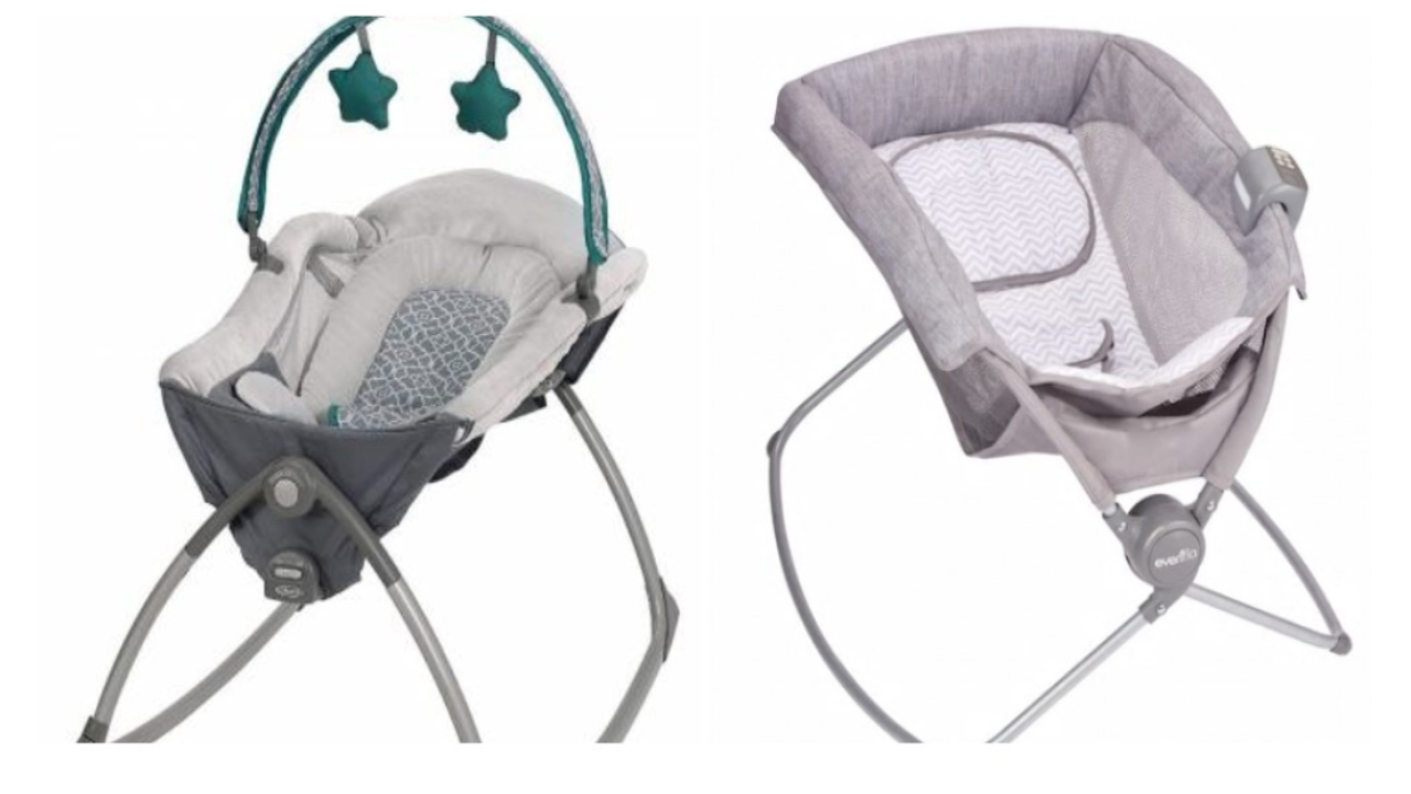 More than 165K inclined sleepers are being recalled from Graco, Evenflo and other brands