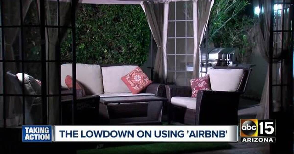 Airbnb rentals surging in popularity across the Valley