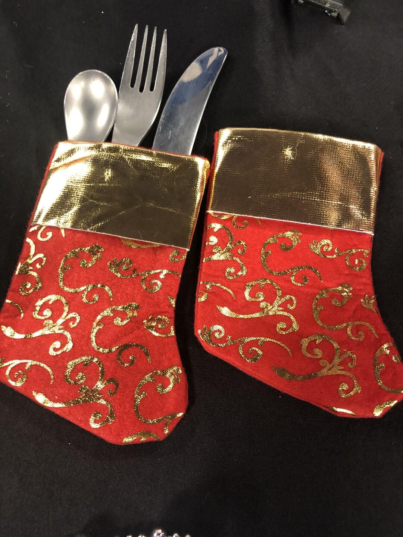 Silverware Stockings