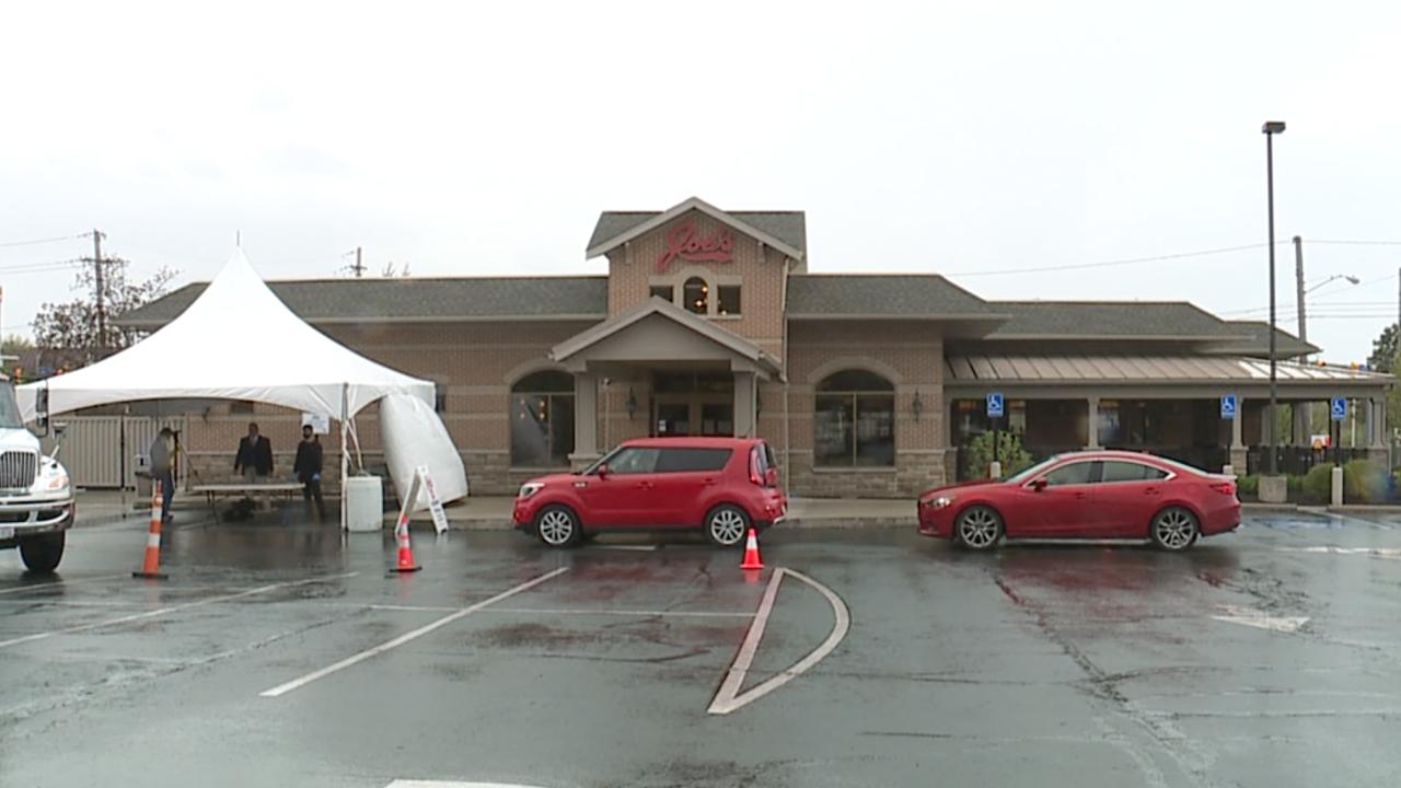 Joe's restaurant reopening