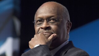 Former presidential candidate Herman Cain hospitalized after COVID-19 diagnosis