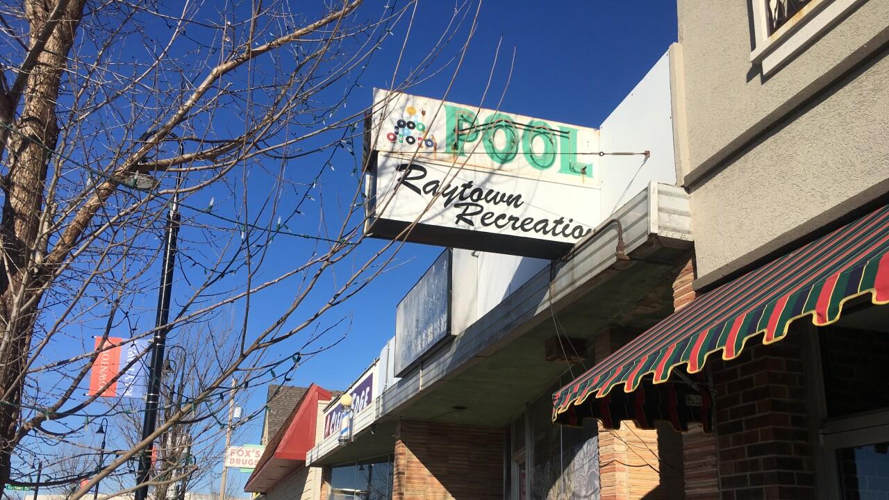 raytown recreation pool hall 1