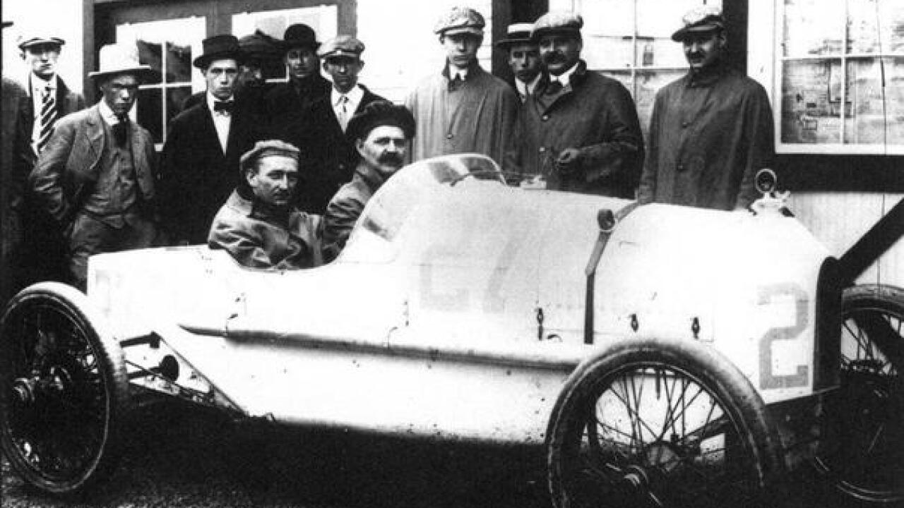 Special exhibit honoring auto racing icon