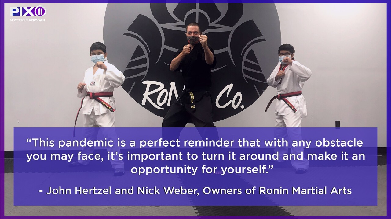 Ronin Co. Message of Hope