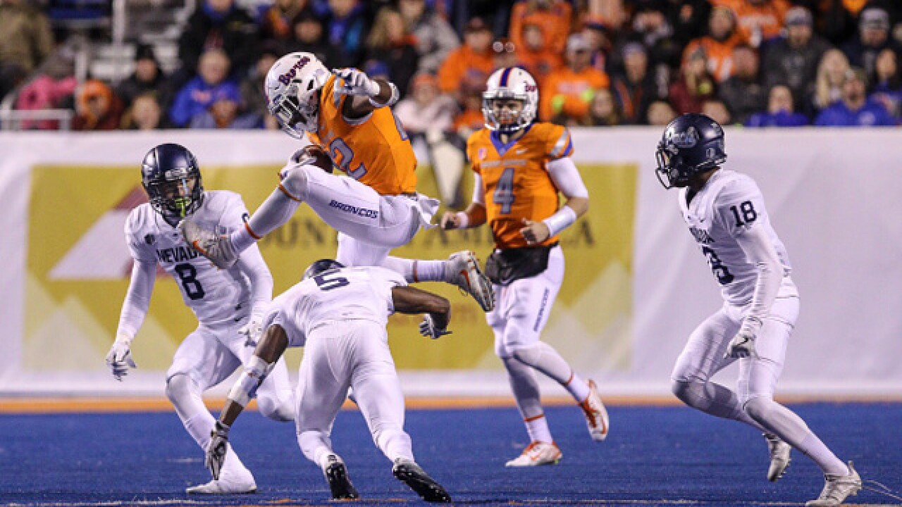 Broncos on path for a MW Title