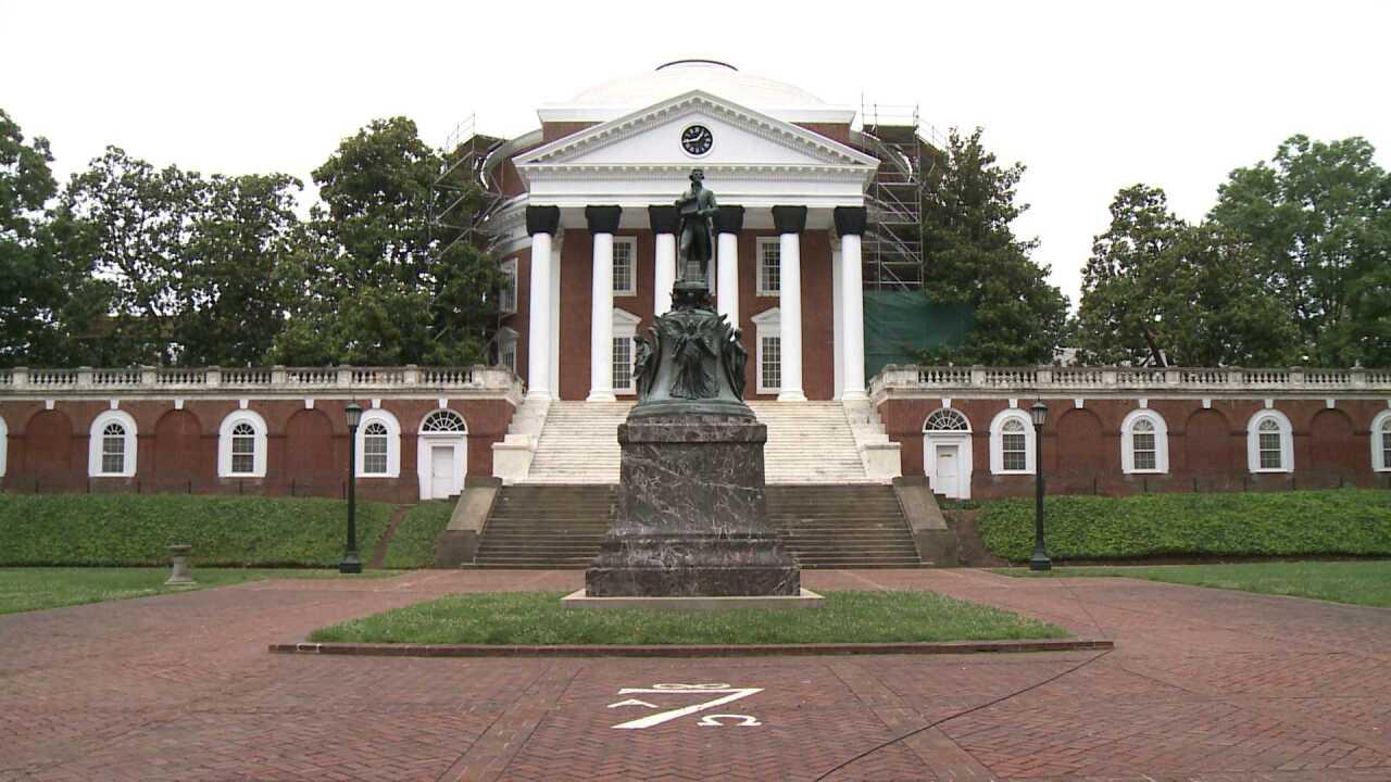 UVA fraternity under investigation forhazing