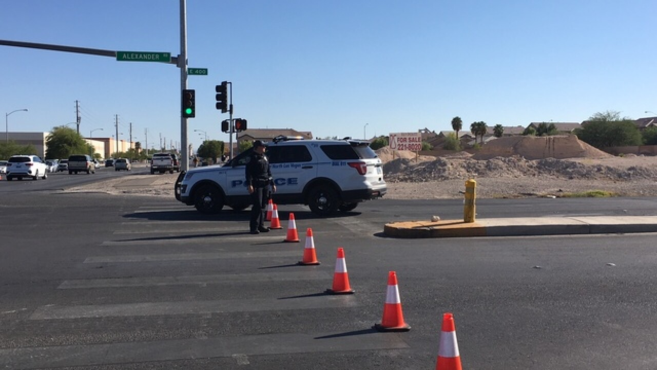 1 student dead in shooting at Canyon Springs HS