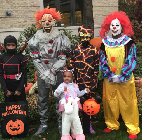 Lebron James Halloween Party 2020 PHOTOS: Cleveland Cavaliers dress up in epic costumes at LeBron
