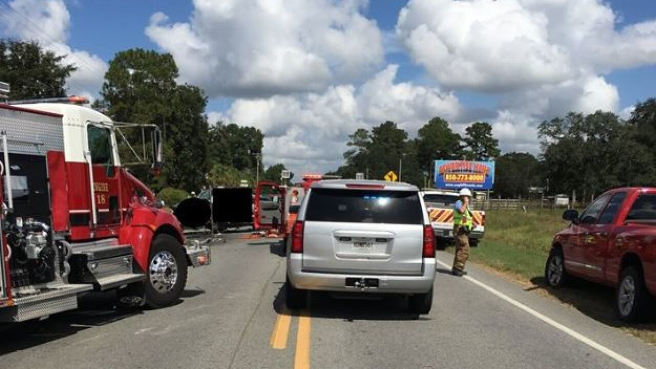 Three people killed in head-on crash in Seminole County