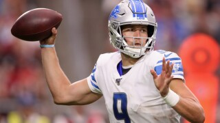 Matthew_Stafford_Detroit Lions v Arizona Cardinals