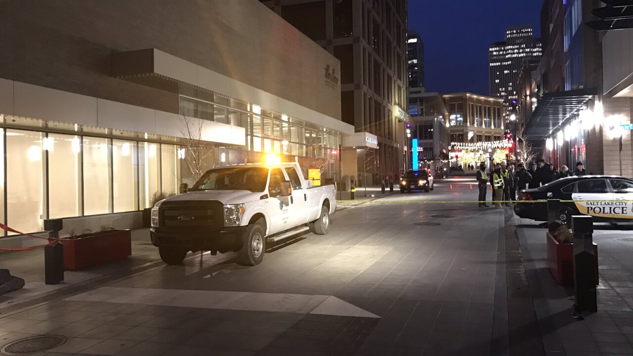 Man dies after falling 10 stories in SLC
